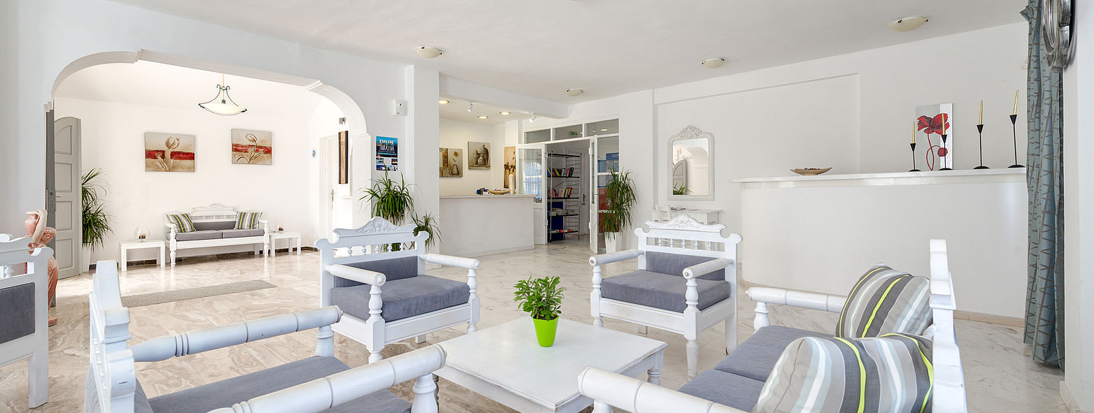 Alia Hotel, Kamari, Santorini